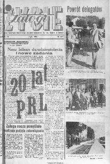 Życie Załogi : organ Samorządu Robotniczego Zakładów Metalowych im. Gen. Waltera w Radomiu, 1964, nr 6