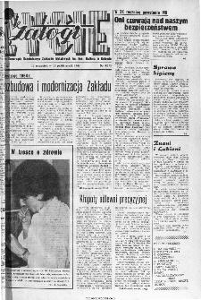 Życie Załogi : organ Samorządu Robotniczego Zakładów Metalowych im. Gen. Waltera w Radomiu, 1964, nr 8