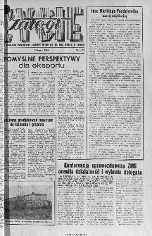 Życie Załogi : organ Samorządu Robotniczego Zakładów Metalowych im. Gen. Waltera w Radomiu, 1964, nr 9