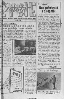 Życie Załogi : organ Samorządu Robotniczego Zakładów Metalowych im. Gen. Waltera w Radomiu, 1964, nr 10