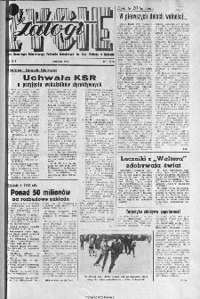 Życie Załogi : organ Samorządu Robotniczego Zakładów Metalowych im. Gen. Waltera w Radomiu, 1965, nr 1