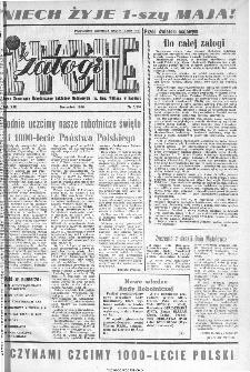 Życie Załogi : organ Samorządu Robotniczego Zakładów Metalowych im. Gen. Waltera w Radomiu, 1966, nr 5