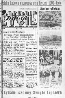 Życie Załogi : organ Samorządu Robotniczego Zakładów Metalowych im. Gen. Waltera w Radomiu, 1966, nr 8