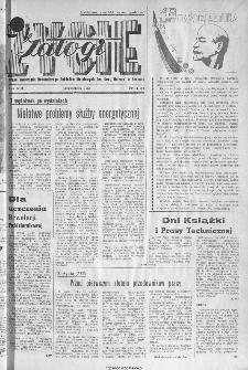Życie Załogi : organ Samorządu Robotniczego Zakładów Metalowych im. Gen. Waltera w Radomiu, 1966, nr 11