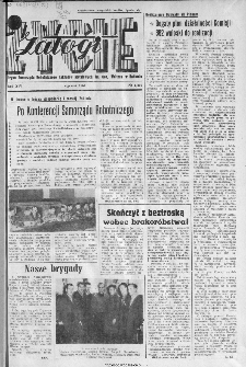 Życie Załogi : organ Samorządu Robotniczego Zakładów Metalowych im. Gen. Waltera w Radomiu, 1967, nr 1