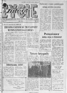 Życie Załogi : organ Samorządu Robotniczego Zakładów Metalowych im. Gen. Waltera w Radomiu, 1967, nr 2