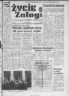 Życie Załogi : organ Samorządu Robotniczego Zakładów Metalowych im. Gen. Waltera w Radomiu, 1967, nr 10