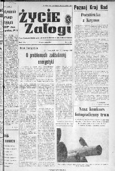 Życie Załogi : organ Samorządu Robotniczego Zakładów Metalowych im. Gen. Waltera w Radomiu, 1967, nr 12