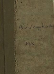 Pamjatnaja Knižka Keleckoj Gubernii na 1902 god