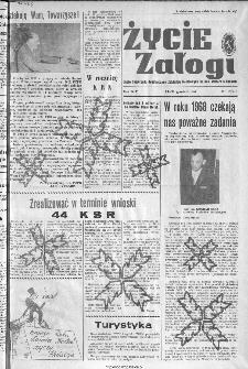 Życie Załogi : organ Samorządu Robotniczego Zakładów Metalowych im. Gen. Waltera w Radomiu, 1967, nr 19