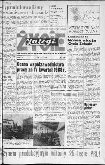Życie Załogi : organ Samorządu Robotniczego Zakładów Metalowych im. Gen. Waltera w Radomiu, 1969, nr 5