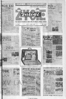 Życie Załogi : organ Samorządu Robotniczego Zakładów Metalowych im. Gen. Waltera w Radomiu, 1969, nr 11
