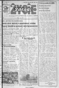 Życie Załogi : organ Samorządu Robotniczego Zakładów Metalowych im. Gen. Waltera w Radomiu, 1969, nr 20