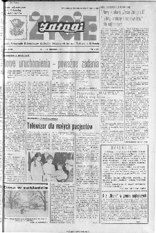 Życie Załogi : organ Samorządu Robotniczego Zakładów Metalowych im. Gen. Waltera w Radomiu, 1970, nr 2