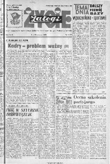Życie Załogi : organ Samorządu Robotniczego Zakładów Metalowych im. Gen. Waltera w Radomiu, 1970, nr 11
