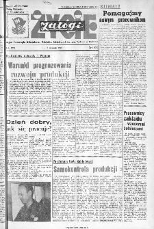 Życie Załogi : organ Samorządu Robotniczego Zakładów Metalowych im. Gen. Waltera w Radomiu, 1970, nr 15