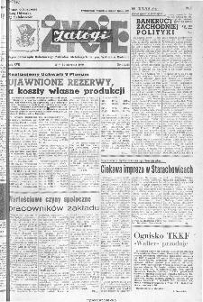 Życie Załogi : organ Samorządu Robotniczego Zakładów Metalowych im. Gen. Waltera w Radomiu, 1970, nr 16