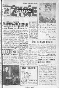 Życie Załogi : organ Samorządu Robotniczego Zakładów Metalowych im. Gen. Waltera w Radomiu, 1970, nr 24