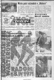 Życie Załogi : organ Samorządu Robotniczego Zakładów Metalowych im. Gen. Waltera w Radomiu, 1971, nr 7