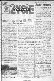 Życie Załogi : organ Samorządu Robotniczego Zakładów Metalowych im. Gen. Waltera w Radomiu, 1971, nr 14