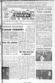 Życie Załogi : organ Samorządu Robotniczego Zakładów Metalowych im. Gen. Waltera w Radomiu, 1972, nr 5