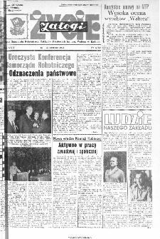 Życie Załogi : organ Samorządu Robotniczego Zakładów Metalowych im. Gen. Waltera w Radomiu, 1972, nr 12