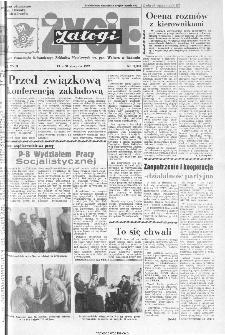 Życie Załogi : organ Samorządu Robotniczego Zakładów Metalowych im. Gen. Waltera w Radomiu, 1972, nr 16
