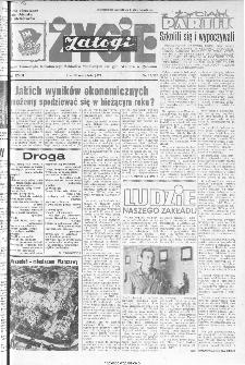 Życie Załogi : organ Samorządu Robotniczego Zakładów Metalowych im. Gen. Waltera w Radomiu, 1972, nr 17