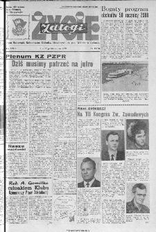 Życie Załogi : organ Samorządu Robotniczego Zakładów Metalowych im. Gen. Waltera w Radomiu, 1972, nr 19