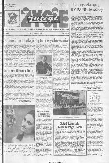 Życie Załogi : organ Samorządu Robotniczego Zakładów Metalowych im. Gen. Waltera w Radomiu, 1972, nr 24