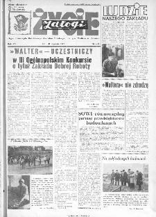 Życie Załogi : organ Samorządu Robotniczego Zakładów Metalowych im. Gen. Waltera w Radomiu, 1973, nr 2