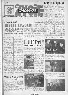 Życie Załogi : organ Samorządu Robotniczego Zakładów Metalowych im. Gen. Waltera w Radomiu, 1973, nr 3