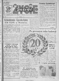 Życie Załogi : organ Samorządu Robotniczego Zakładów Metalowych im. Gen. Waltera w Radomiu, 1973, nr 9