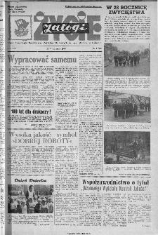 Życie Załogi : organ Samorządu Robotniczego Zakładów Metalowych im. Gen. Waltera w Radomiu, 1973, nr 11
