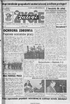 Życie Załogi : organ Samorządu Robotniczego Zakładów Metalowych im. Gen. Waltera w Radomiu, 1973, nr 15