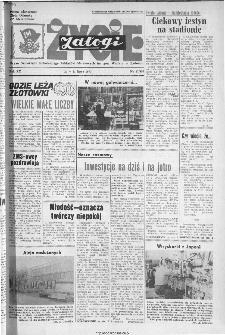 Życie Załogi : organ Samorządu Robotniczego Zakładów Metalowych im. Gen. Waltera w Radomiu, 1973, nr 17