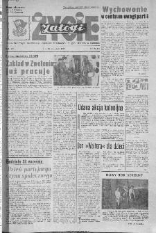Życie Załogi : organ Samorządu Robotniczego Zakładów Metalowych im. Gen. Waltera w Radomiu, 1973, nr 22