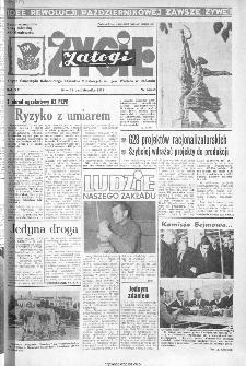 Życie Załogi : organ Samorządu Robotniczego Zakładów Metalowych im. Gen. Waltera w Radomiu, 1973, nr 26