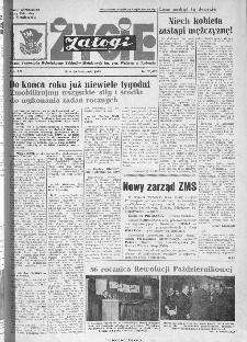 Życie Załogi : organ Samorządu Robotniczego Zakładów Metalowych im. Gen. Waltera w Radomiu, 1973, nr 28