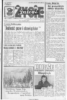 Życie Załogi : organ Samorządu Robotniczego Zakładów Metalowych im. Gen. Waltera w Radomiu, 1973, nr 32