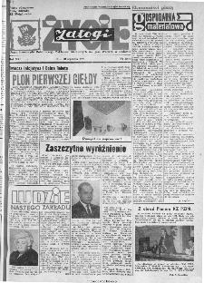 Życie Załogi : organ Samorządu Robotniczego Zakładów Metalowych im. Gen. Waltera w Radomiu, 1974, nr 2
