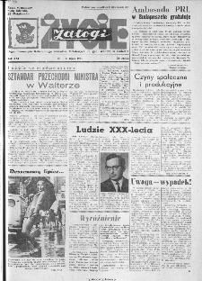 Życie Załogi : organ Samorządu Robotniczego Zakładów Metalowych im. Gen. Waltera w Radomiu, 1974, nr 21