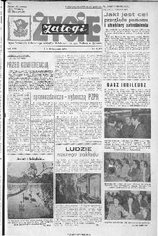 Życie Załogi : organ Samorządu Robotniczego Zakładów Metalowych im. Gen. Waltera w Radomiu, 1974, nr 31