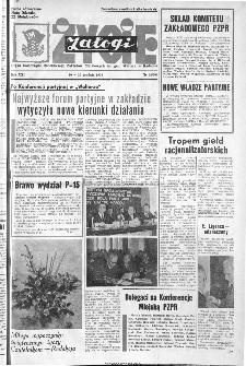 Życie Załogi : organ Samorządu Robotniczego Zakładów Metalowych im. Gen. Waltera w Radomiu, 1974, nr 35