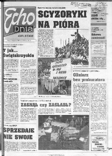 Echo Dnia 1999, R.25, nr 3 (Kieleckie)