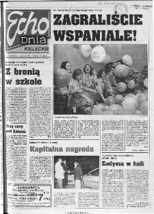 Echo Dnia 1999, R.25, nr 8 (Kieleckie)