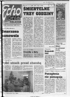 Echo Dnia 1999, R.25, nr 11 (Kieleckie)