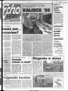 Echo Dnia 1999, R.25, nr 15 (Kieleckie)