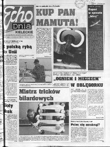 Echo Dnia 1999, R.25, nr 19 (Kieleckie)