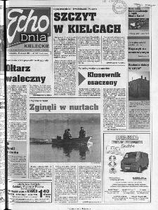 Echo Dnia 1999, R.25, nr 20 (Kieleckie)